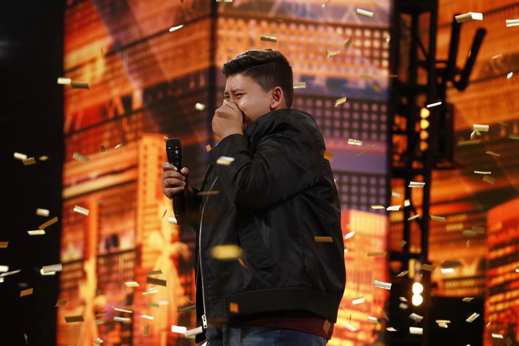 America's Got Talent, Luke Islam, Golden Buzzer