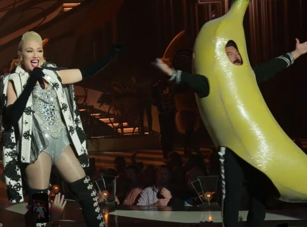 Gwen Stefani, Jimmy Kimmel Live, Guillermo, Guillermo Rodriguez