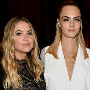 Cara Delevingne Ashley Benson