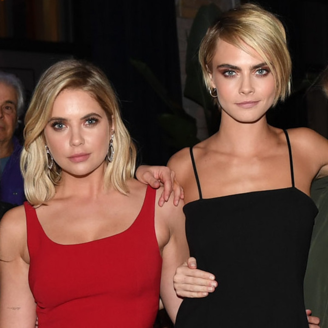 Cara Delevingne And Ashley Benson Are Officially Moving On Following Their Recent Split E Online