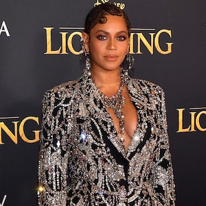 Beyonce, The Lion King Premiere, Red Carpet Fashion