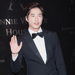 "Kang Ji-Hwan, ""Johnnie Walker House"" Seoul Opening In Seoul"