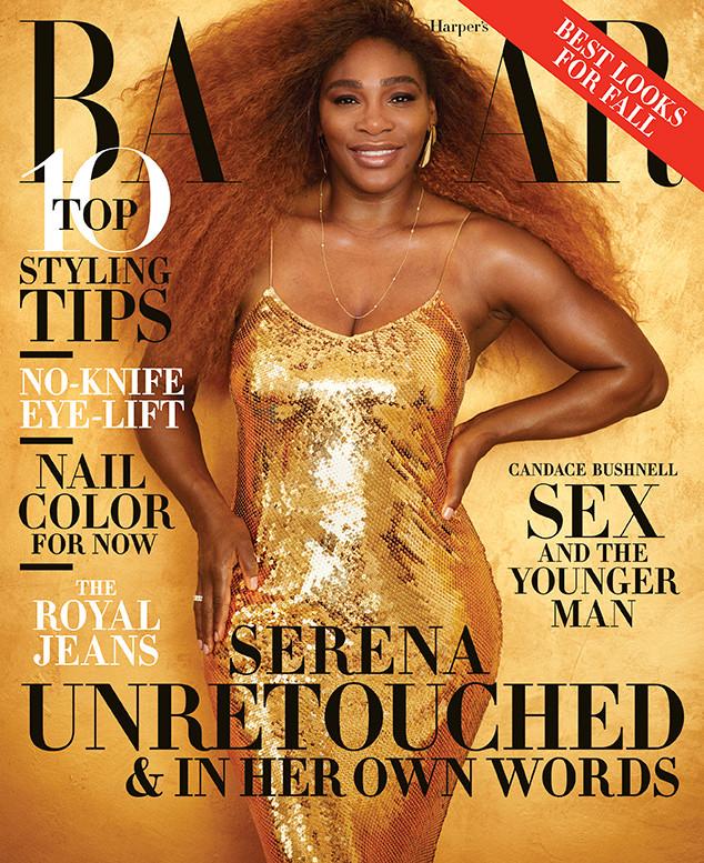 Serena Williams, Harper's Bazaar