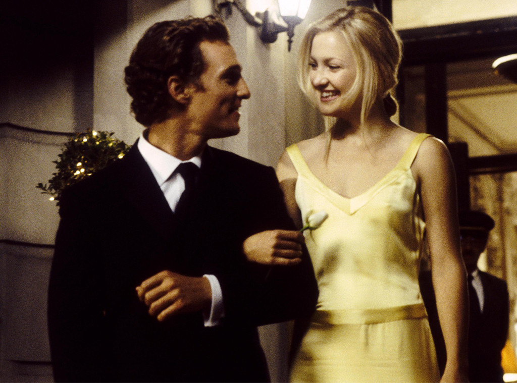 Matthew McConaughey, Kate Hudson, How To Lose A Guy In 10 Day