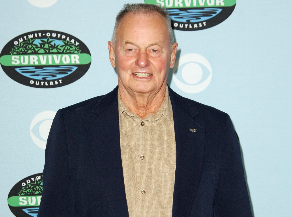 Iconic two-time Survivor contestant Rudy Boesch dead at 91