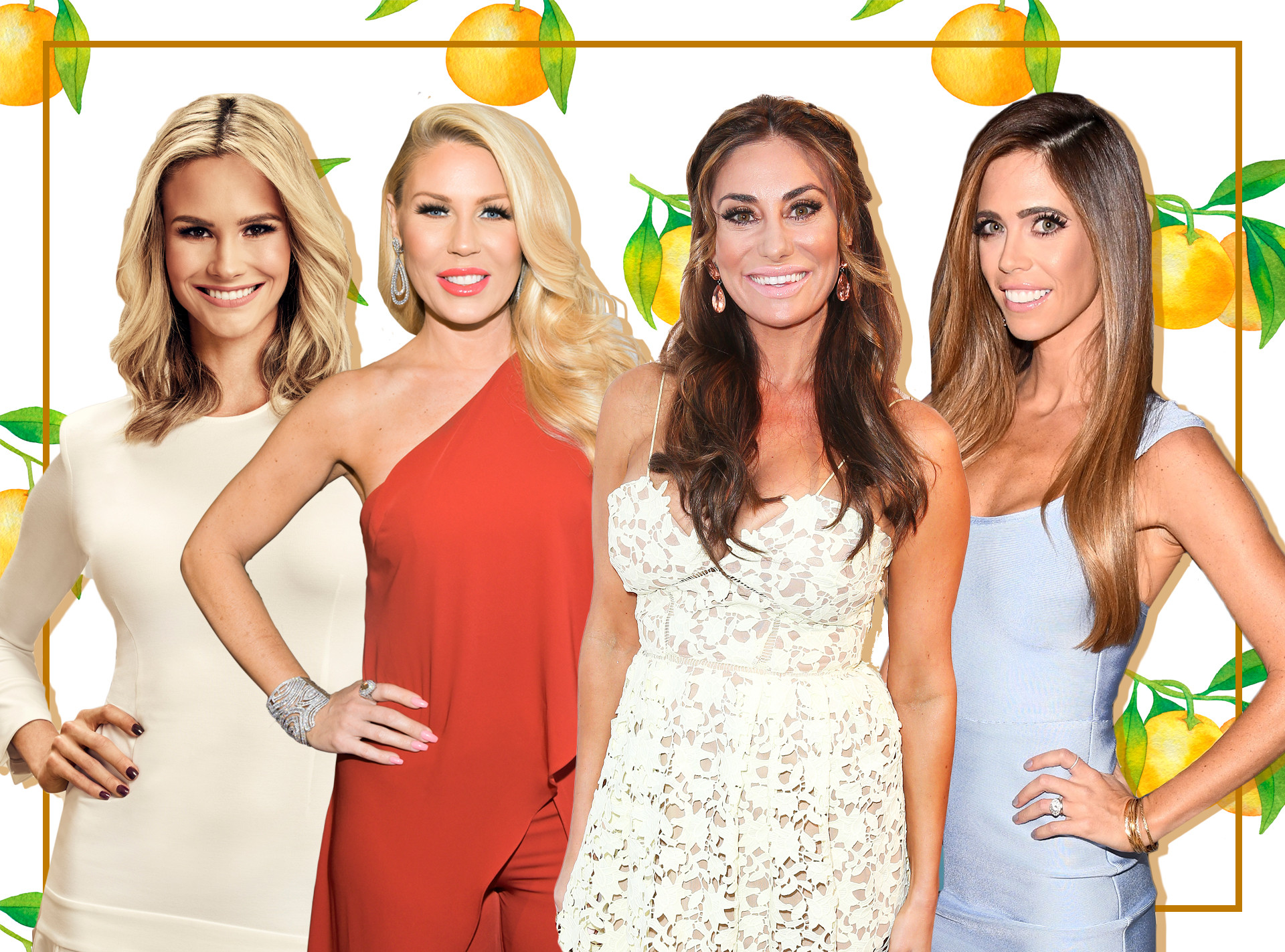 Real Housewives of Orange County, RHOC, Meghan King Edmonds, Gretchen Rossi, Lydia McLaughlin, Lizzie Rovsek