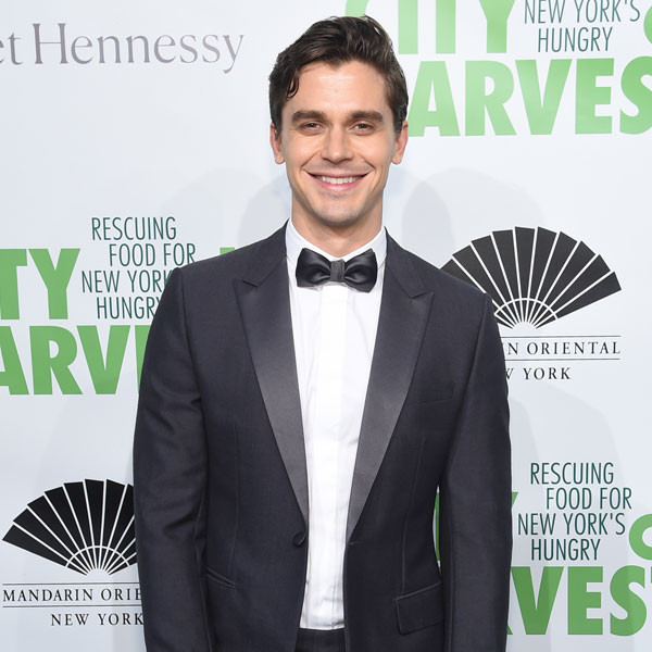 "Queer Eye's Antoni Porowski Likes ""Not Knowing"" His Sexuality"