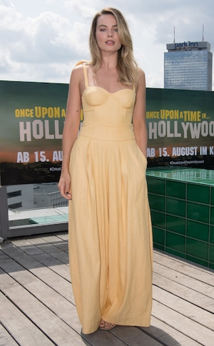 Margot Robbie, Once Upon a Time in Hollywood Premiere, Berlin