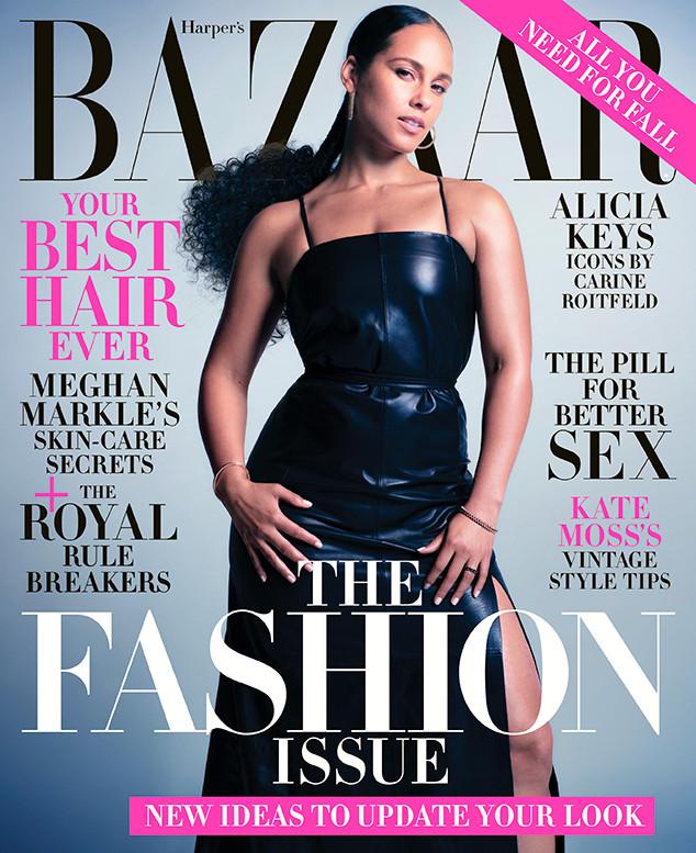 Alicia Keys, Harper's Bazaar