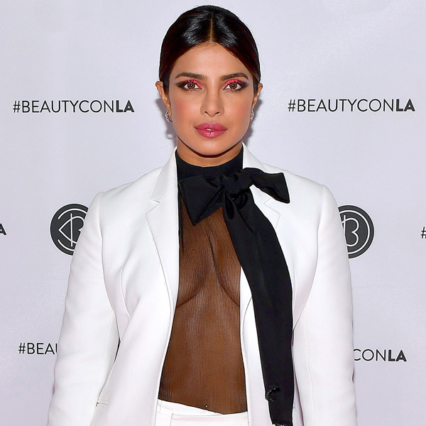 Priyanka Chopra Is Tired of the ''Cat Fight'' Narrative and Urges for ''Sisterhood'' Instead