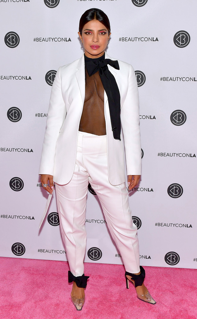 Priyanka Chopra, BeautyCon Los Angeles 2019
