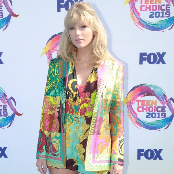 Taylor Swift, 2019 Teen Choice Awards, Arrivals