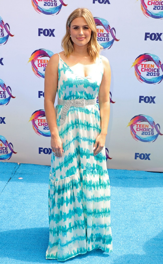 Carissa Culiner, 2019 Teen Choice Awards, Arrivals