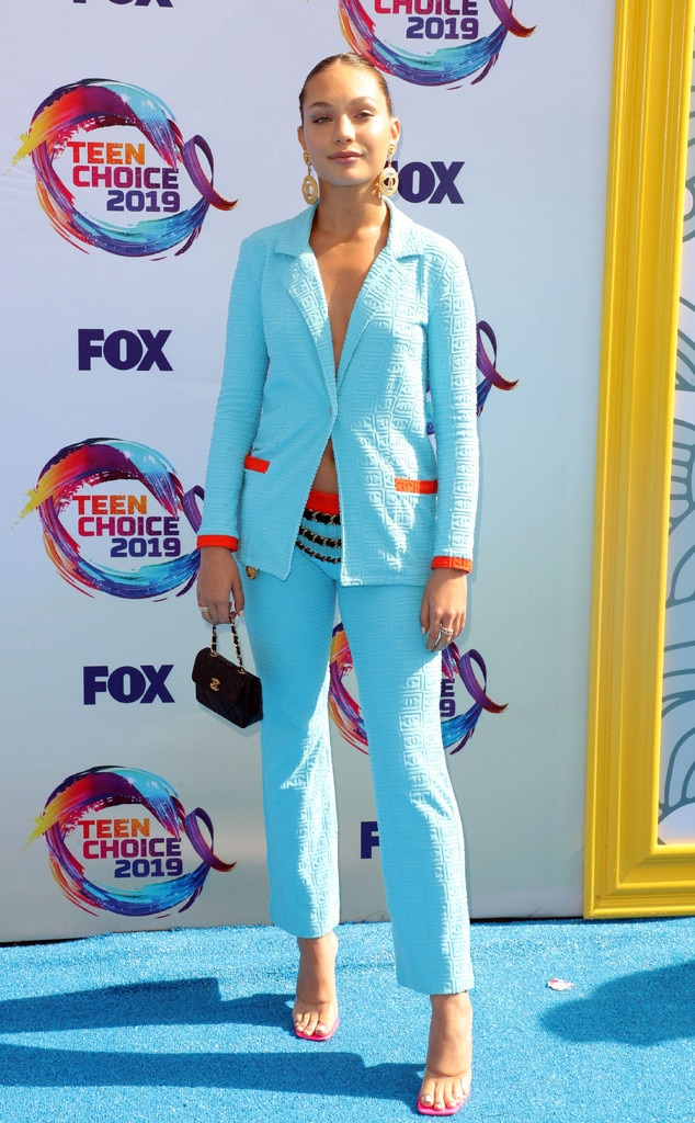 Maddie Ziegler from 2019 Teen Choice Awards: Best Dressed Celebs | E