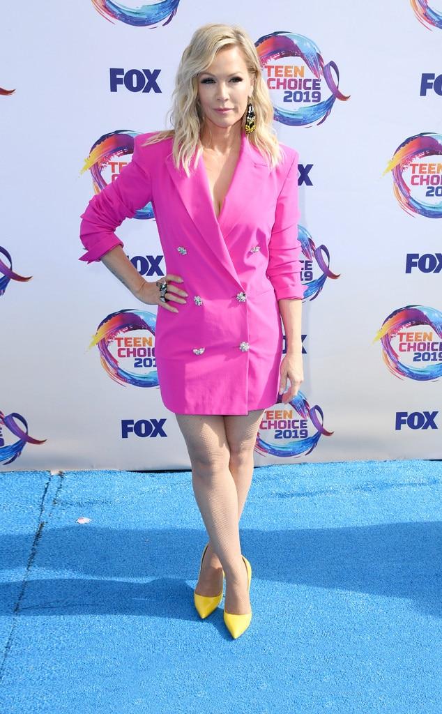 Jennie Garth, 2019 Teen Choice Awards, Arrivals