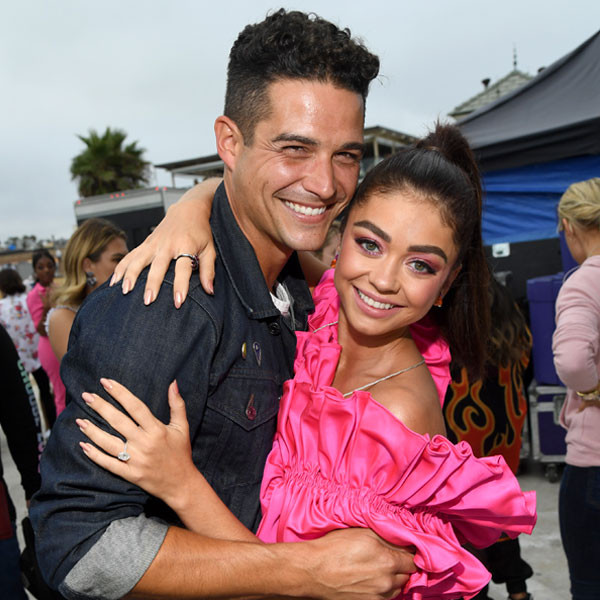 Wells Adams and Sarah Hyland's Engagement Party Venue Is Bachelor Nation Approved