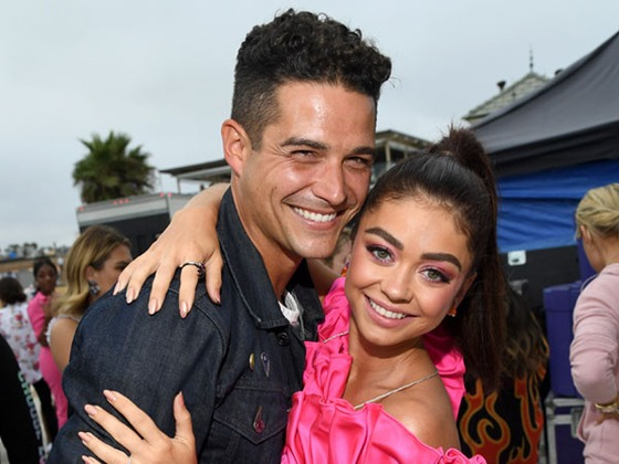 Sarah Hyland and Wells Adams Pen Romantic Tributes on Second Anniversary