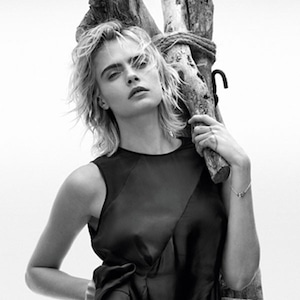 Cara Delevingne, Marie Claire, September 2019