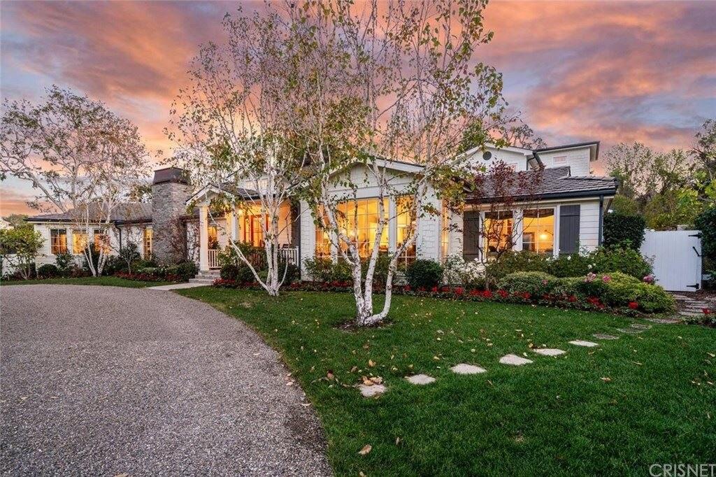 John Stamos, Hidden Hills Home