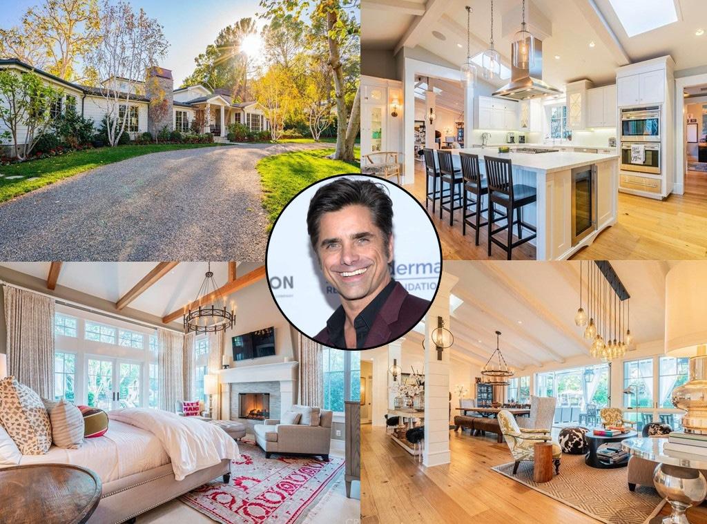 John Stamos Hidden Hills House, Home