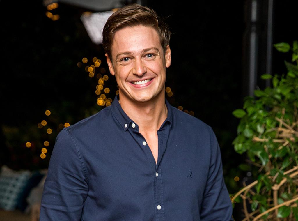 The Bachelor Australia's Matt Agnew Reveals His Very ...