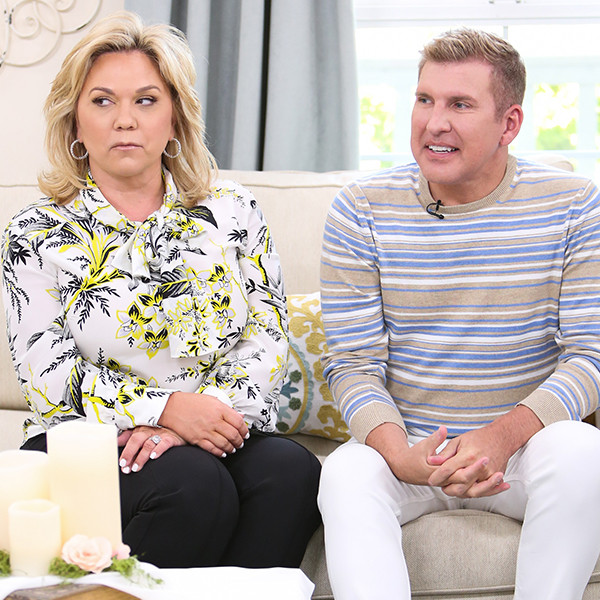 Todd Chrisley Shares First Photo With Wife Julie and His Family Since Indictment