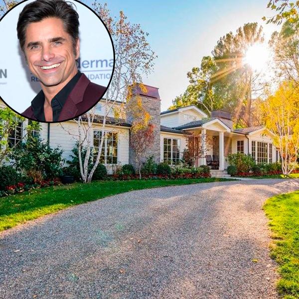 Have Mercy! Go Inside John Stamos' $5.75 Million Hidden Hills Home