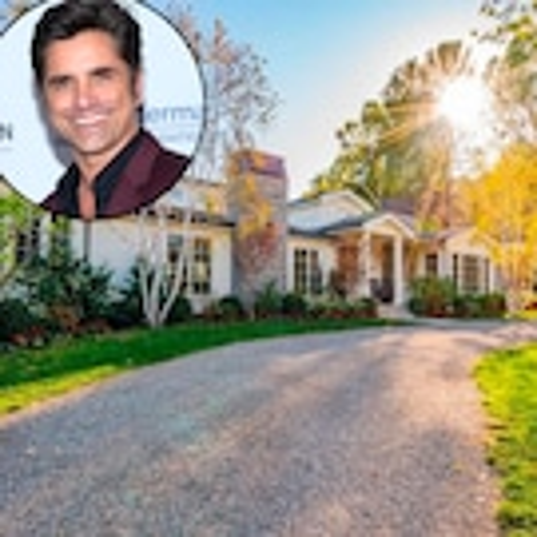 La maison de John Stamos à Hidden Hills