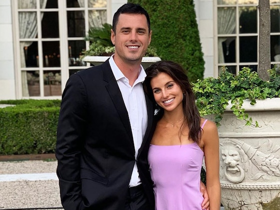 <i>The Bachelor</i>'s Ben Higgins Is Engaged to Jessica Clarke