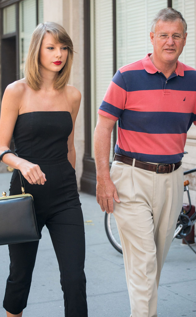 Scott Swift, Taylor Swift