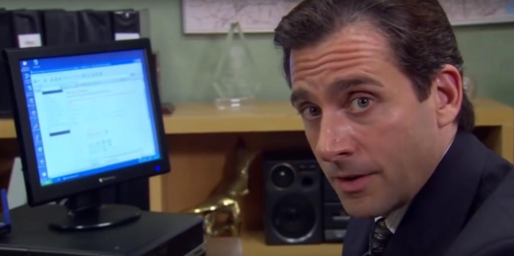 Michael Scott, The Office, Little Kid Lover
