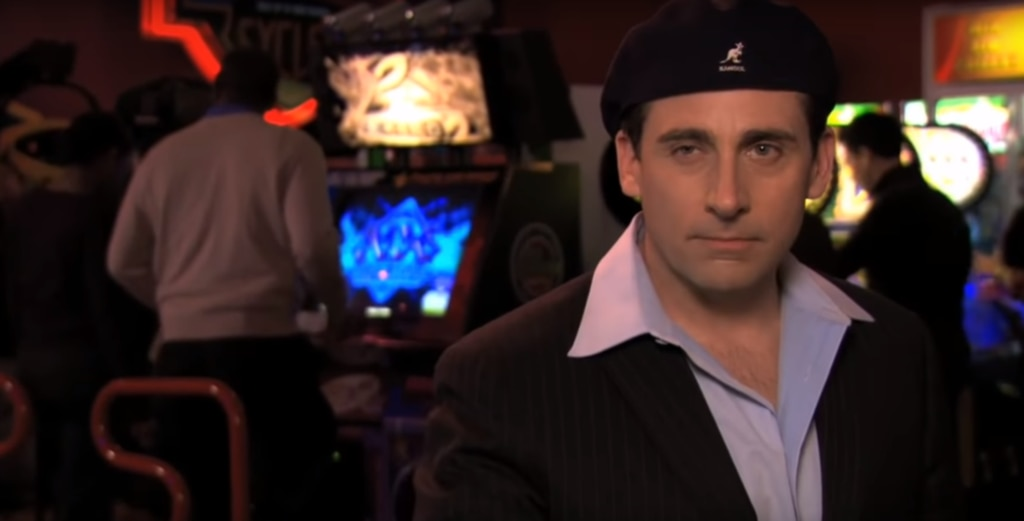 Michael Scott, The Office, Date Mike