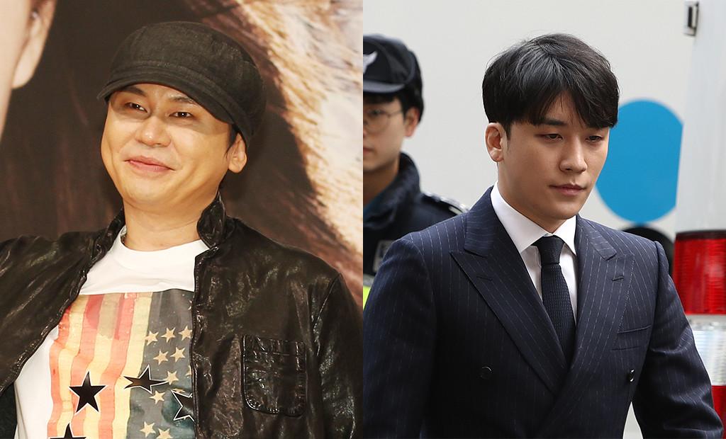 Yang Hyun-Suk, Seungri