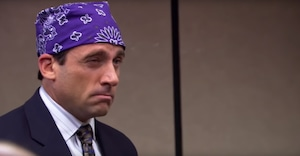 Michael Scott, The Office,Prison Mike