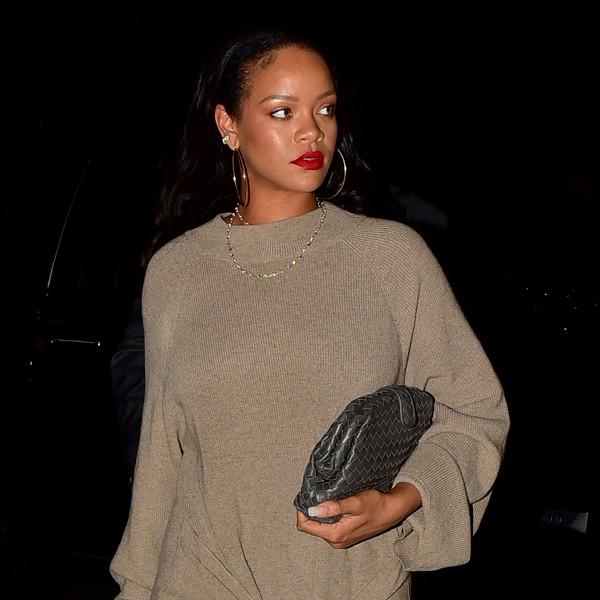 La mère de Rihanna se joint à sa fille et son compagnon, Hassan Jameel