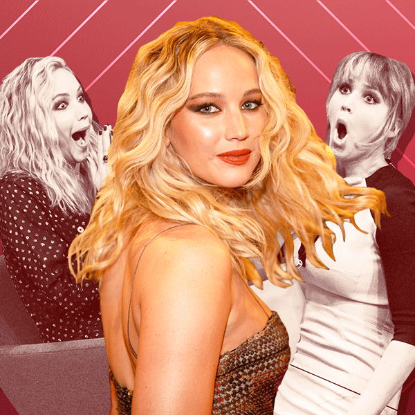 18 Times Jennifer Lawrence Outdid Herself by Being... Herself