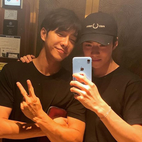 EXO's Sehun and Lee Seung-Gi Hung Out And Fans Are Swooning