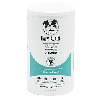 E-Commerce National Dog Day, Happy Again Joint Supplement for Dogs