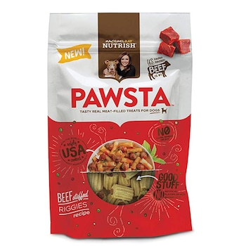 E-Commerce National Dog Day, Rachael Ray Nutrish Pawsta Dog Treats