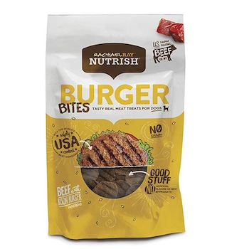 E-Commerce National Dog Day, Rachael Ray Nutrish Burger Bites Dog Treats