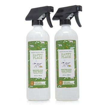 E-Commerce National Dog Day, Waterless Shampoo for Dogs 2-pack