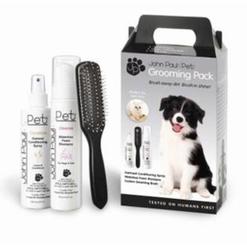 E-Commerce National Dog Day, John Paul Pet Grooming Pack Shampoo