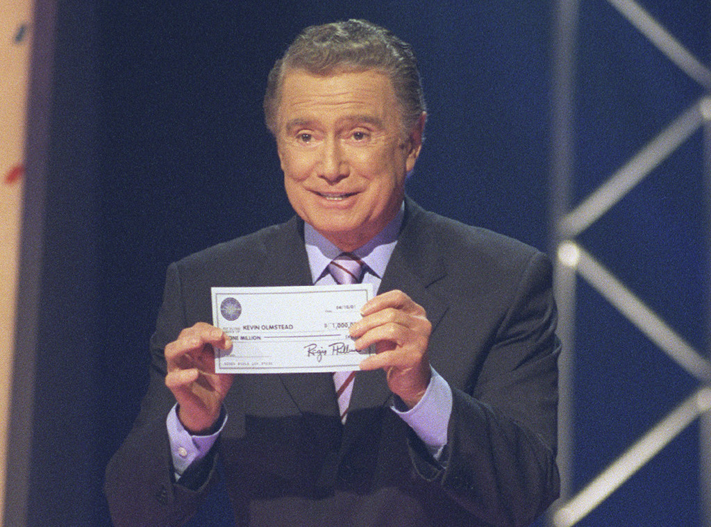 Regis Philbin, Who Wants To Be A Millionaire