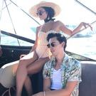 L'escapade de Vanessa Hudgens et Austin Butler en Italie