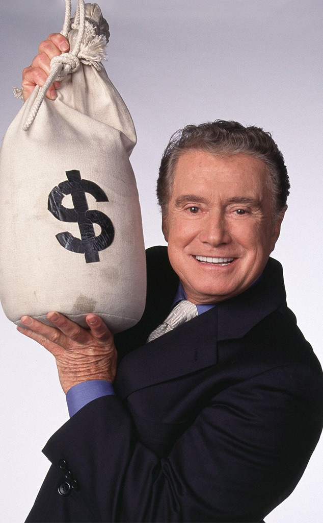Regis Philbin, Who Wants To Be A Millionaire, 1999