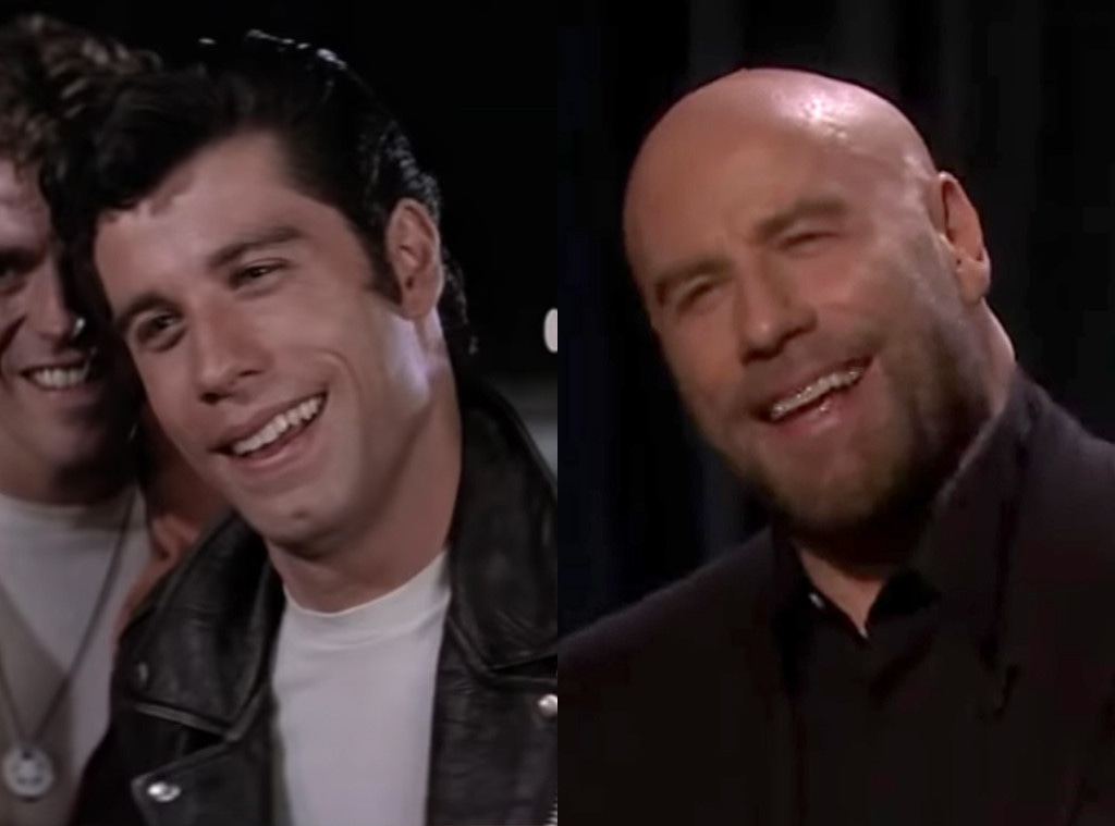 John Travolta, Grease, Now