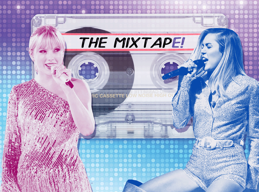 The MixtapE!, Taylor Swift, Miley Cyrus