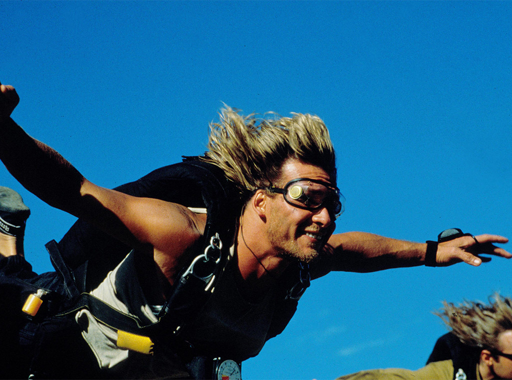 Patrick Swayze, Point Break