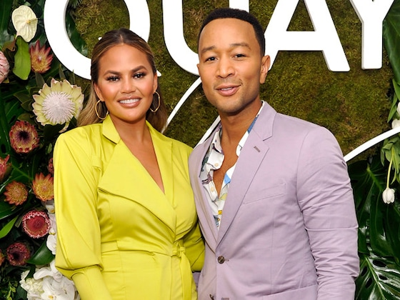 Chrissy Teigen Celebrates 6th Anniversary to John Legend in the Most Chrissy Way