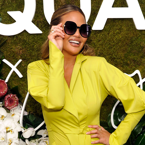Chrissy Teigen x Quay Collab: 6 Sunnies Blue Light Glasses Under $60